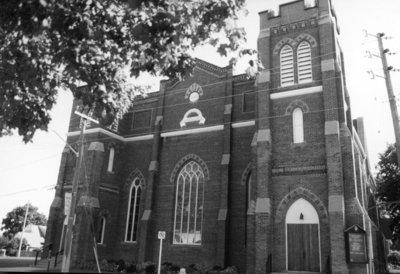 St. Mark's United Church, October 2005