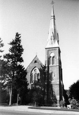 All Saints' Anglican Church, October 2005