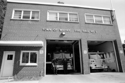 Brooklin Fire Hall, June 2006