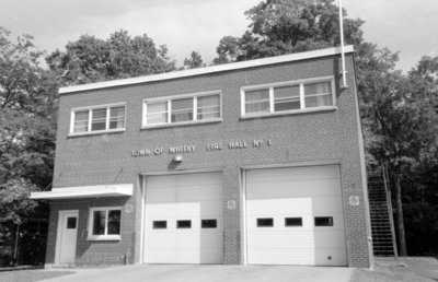 Brooklin Fire Hall, June 2006
