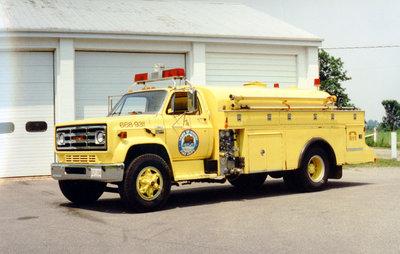 1979 GMC 7000 Tanker Truck, July 13, 1996