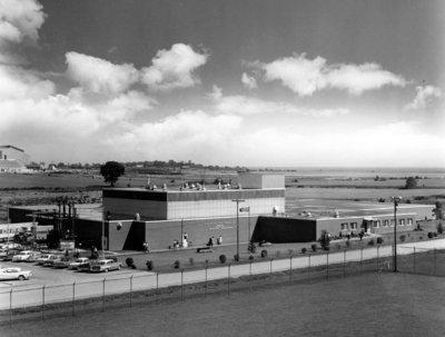 DuPont Plant Whitby, c. 1964