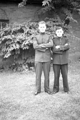 Adams Family, August 1936