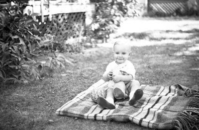 Puck Baby, August 1936
