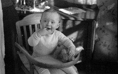 Bobbie Henstock, 1936