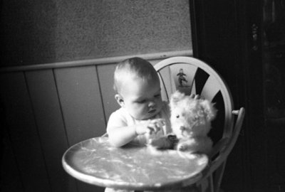 Unidentified Baby, c.1931