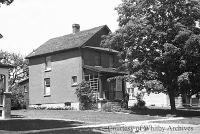 St. John's Church Rectory, c.1931