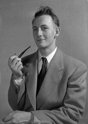 Bob Collins, December 8, 1947