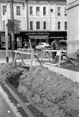 Whitby Hydro Trenches, August 1939