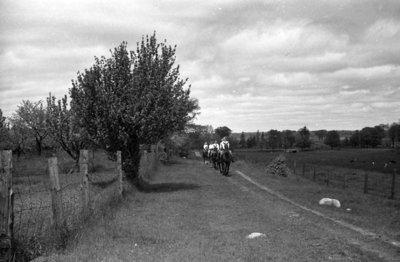 Ontario Ladies' College Riding Exercises, May 1938