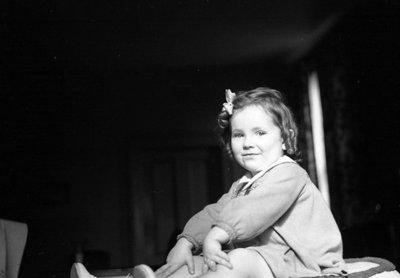 Unidentified Child, November 24, 1937