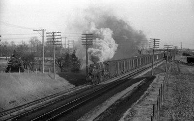 Canadian National Railway, 1938
