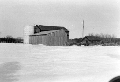 Loafing Barn, April 10, 1967