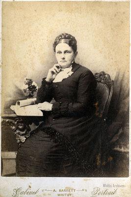 Mrs. Rachel (Park) Duff, c.1880