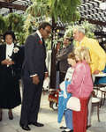Opening of Cullen Gardens Restaurant, May 2, 1987