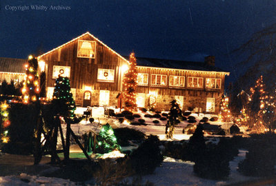 Christmas at the Miniature Village