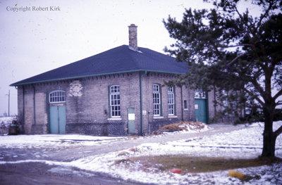 Waterworks Pump House, 1977