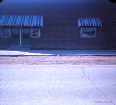 County Bowl, c.1968