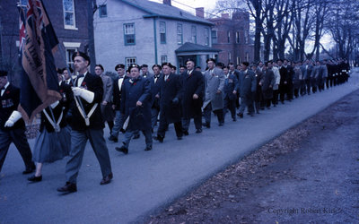 Remembrance Day, c.1968