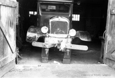 Car Wreck, c.1937