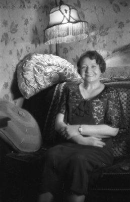 Mrs. Bidding, November 1936