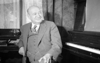 Unidentified Man, c.1936