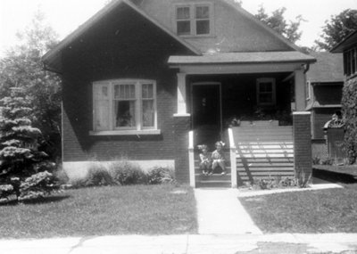Unidentified House, c.1936