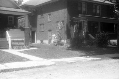 Unidentified Houses, c.1936