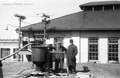 Pump House, 1941