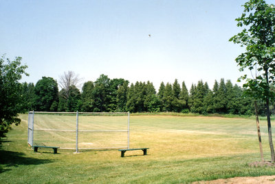 Baseball Field at Cullen Gardens
