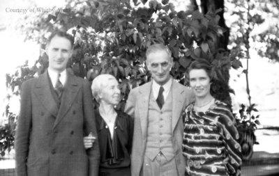 Richardson Family, October 1937