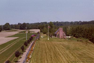 Cullen Cottage, 1969