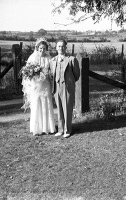 Powell Wedding, c.1935