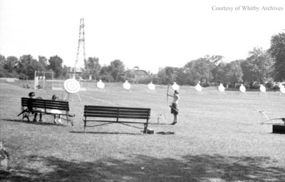 Archery, c.1936