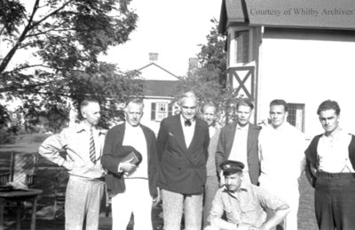 Group of Men, c.1936