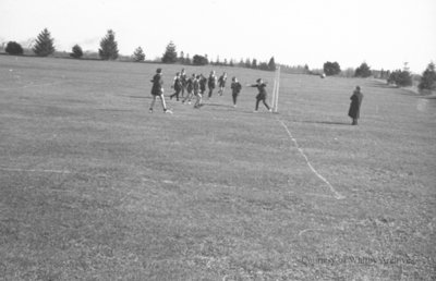 Ontario Ladies' College Soccer, c.1936
