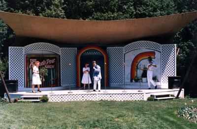 Valley Outdoor Theatre at Cullen Gardens