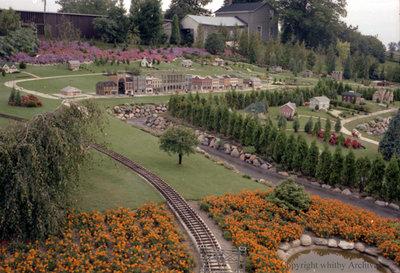 Railway in the Miniature Village