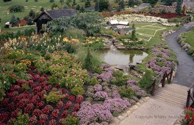 Miniature Village At Cullen Gardens