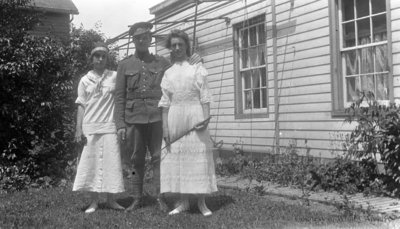 Unidentified Group of People, c.1915