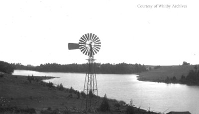 Windmill by a River, c.1915
