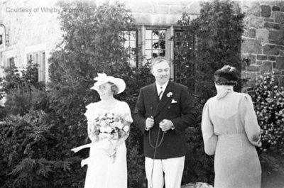 Stonehaven's Aviation Garden Party, June 1936