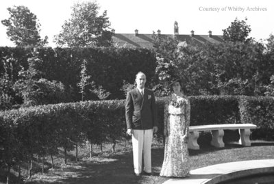 Stonehaven's Aviation Garden Party, June 1936