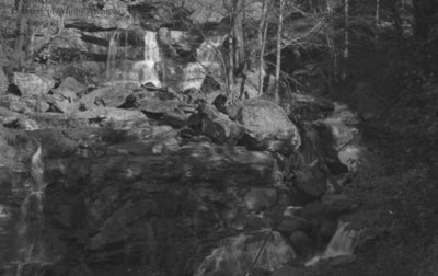 Waterfall, October 1937