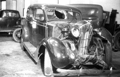 Car Wreck, June 10, 1937