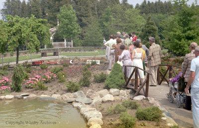 Miniature Village At Cullen Gardens, c.1980