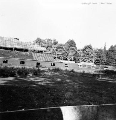 Demolition of Taylor's Arena, 1953