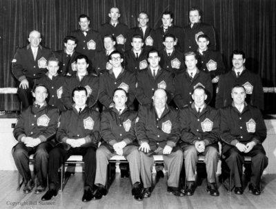 "Brooklin Lacrosse Club Intermediate ""A"" Champions, 1960"