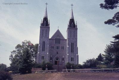 Martyrs Shrine, June 1977