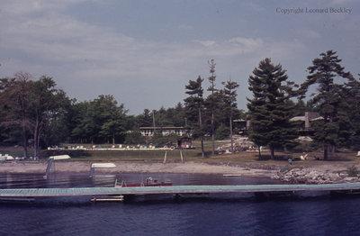 Cruise on Georgian Bay, June 1977